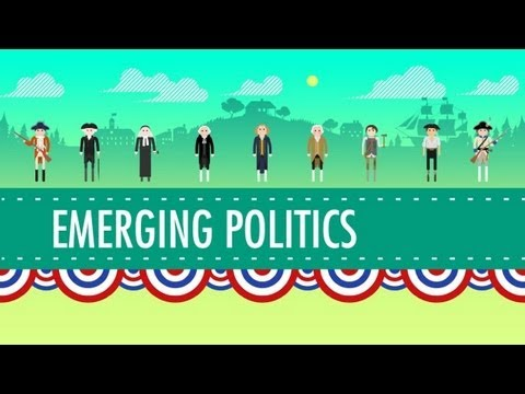Where US Politics Came From: Crash Course US History #9 - YouTube