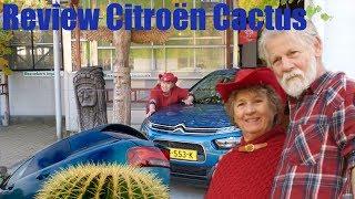 Review: Citroën C4 Cactus 1.2 - Een roadtrip naar Anny Cactus