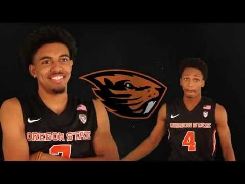 2015-16 Oregon State Mens Hoops Intro Video