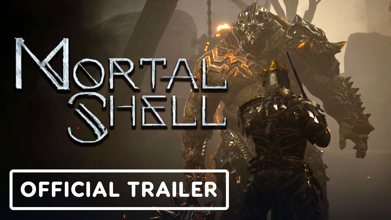 Mortal Shell - Official Announcement Trailer - IGN