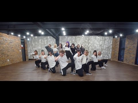 Dreamcatcher(드림캐쳐) 'Scream' Dance Video (연습실 Ver.)
