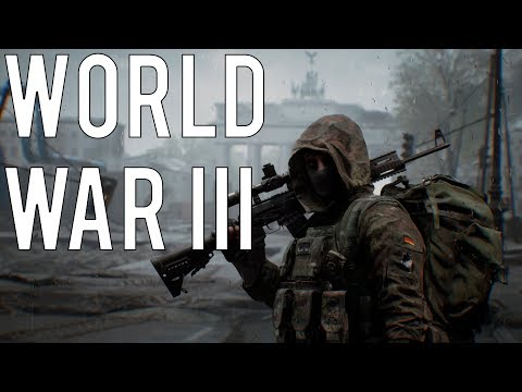 World War 3 - O primeiro gameplay de SNIPER!