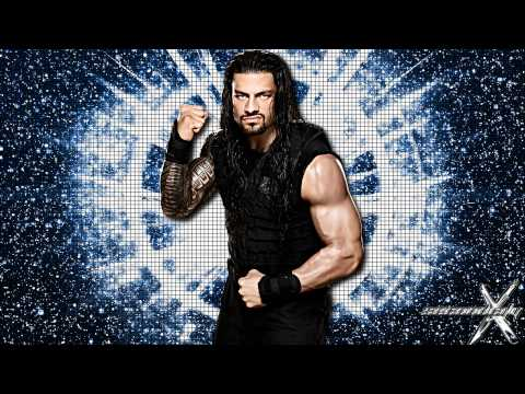 wwe roman reigns entrance ringtone
