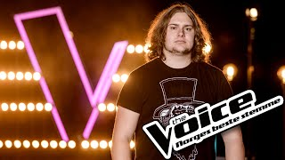 James Fox | Hammer to Fall (Queen) | Knockout | The Voice Norway