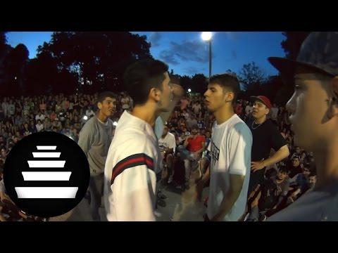 MIDEL FRIJO vs ECKO DAM - 4tos (2VS2 - 27/11) - El Quinto Escalon