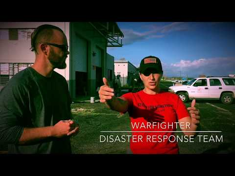 Puerto Rico Disastter Relief - Supply Distribution