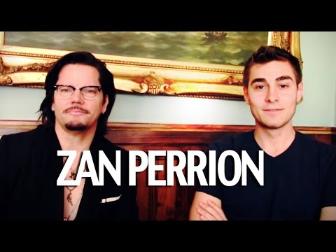 Zan Perrion | Seduction & The Penetrative Thrust Of Men