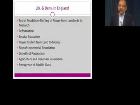 History UG B.A. Sem-II: Liberalism in England by Dr. Ajay Prakash Khare on 16-03-15