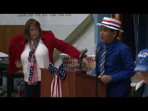2016 MLK Elementary School Veterans Day Assembly