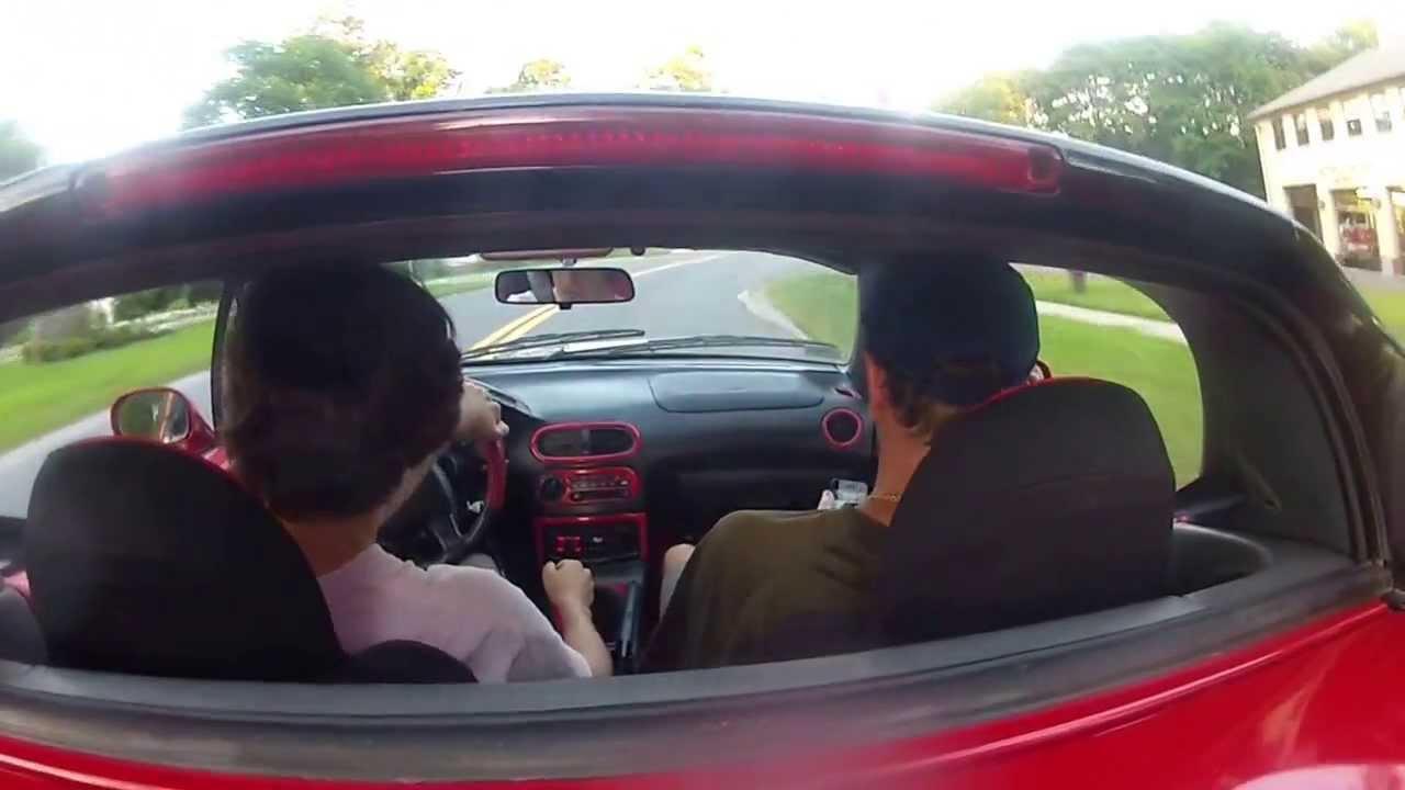 1994 Honda Del Sol Drive