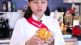 Sodexo Future Chefs Introduction from Chef Remmi