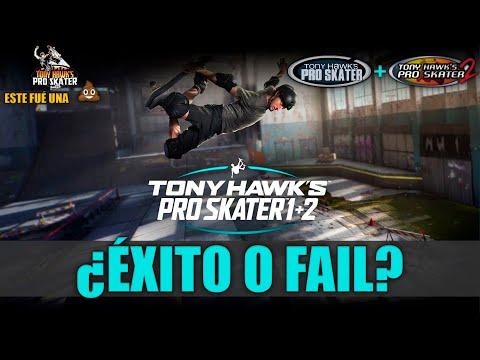 ¿Nuevo ÉXITO u OTRO FAIL? Tony Hawk's Pro Skater 1+2