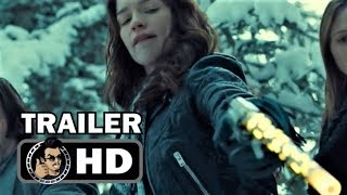 WYNONNA EARP Season 2 Official Trailer (HD) Melanie Scrofano Syfy Series