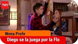 Diego se la juega por Florencia | Wena profe - T1E45