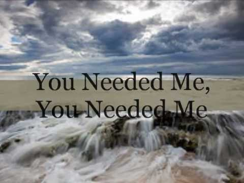 You Needed Me by Anne Murray(w/ lyrics)