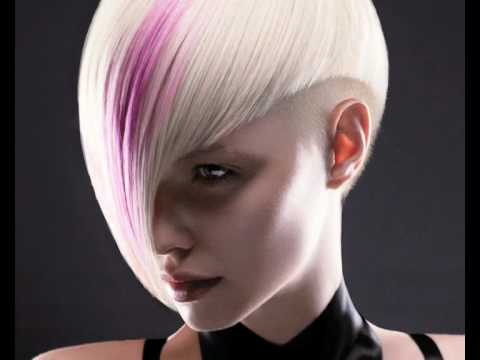 Hairdressers Journal Interactive Award Winning Collections - Chris Williams of RUSH