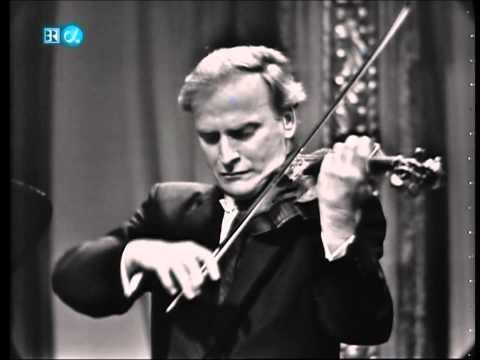 Glenn Gould-Yehudi  Menuhin-Beethoven-Violin Sonata-part 1 of 3 (HD)