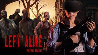 Trailer Left Alive VR