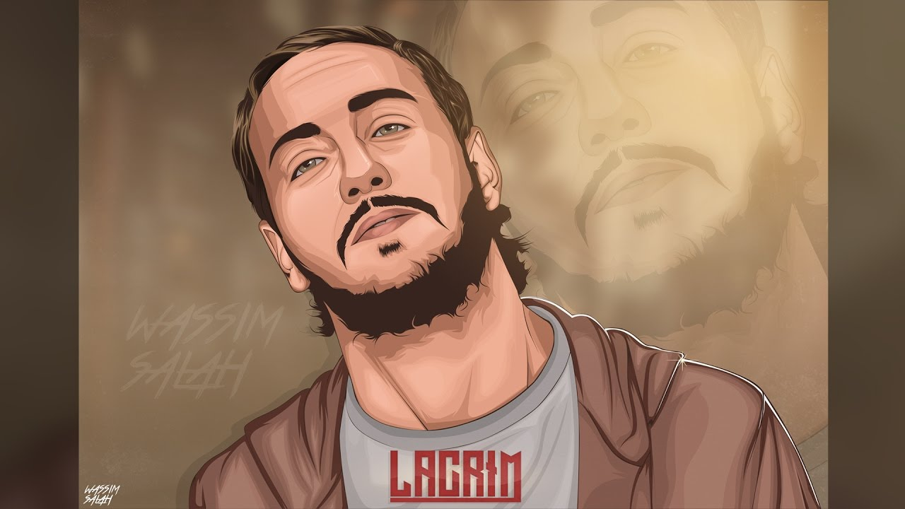 Photoshop tutorial vector art lacrim youtube baditri Gallery