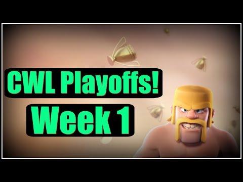 CWL Invite League Week 1 Playoff Forecast