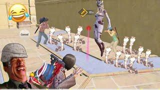 PUBGTrolling the mummy | pubg hindi gameplay | funny movement in pubg gameplay |commando gaming||