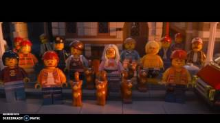 Wild Side Tells Everyone Their Ideas Matter - The Lego Movie