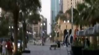 ОАЭ. Дубай Walk. Джумейра. видео туристов(прогулочная аллея Dubai Walk .р-н Джумейра., 2012-05-05T17:43:38.000Z)