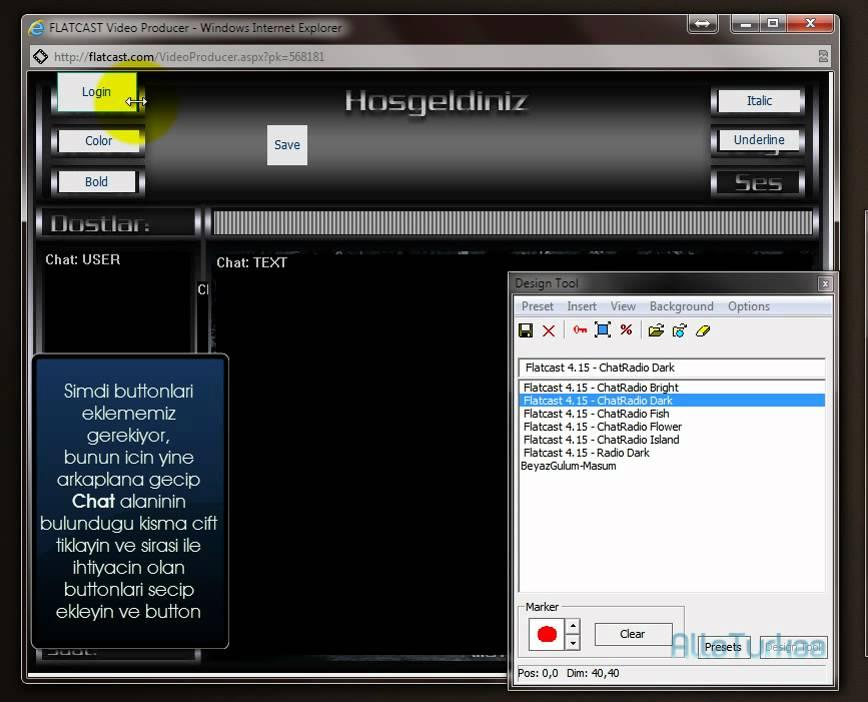 Flatcast Fcp Nasil Hazirlanir ? [F5.3 (RC 1)] - YouTube