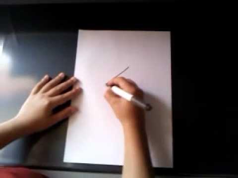 Comment dessiner la t te d 39 un cheval youtube - Dessiner cheval ...