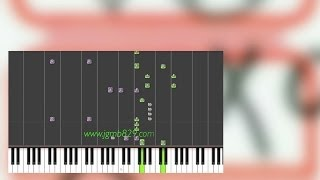 Repeat youtube video EXO (엑소) - XOXO (Piano)