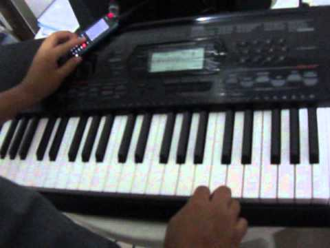 Casio ctk 3000 cumbias masoarnold Travel Video
