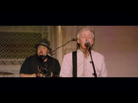 Paul McCartney 'Letting Go' (Live from Grand Central Station, New York)