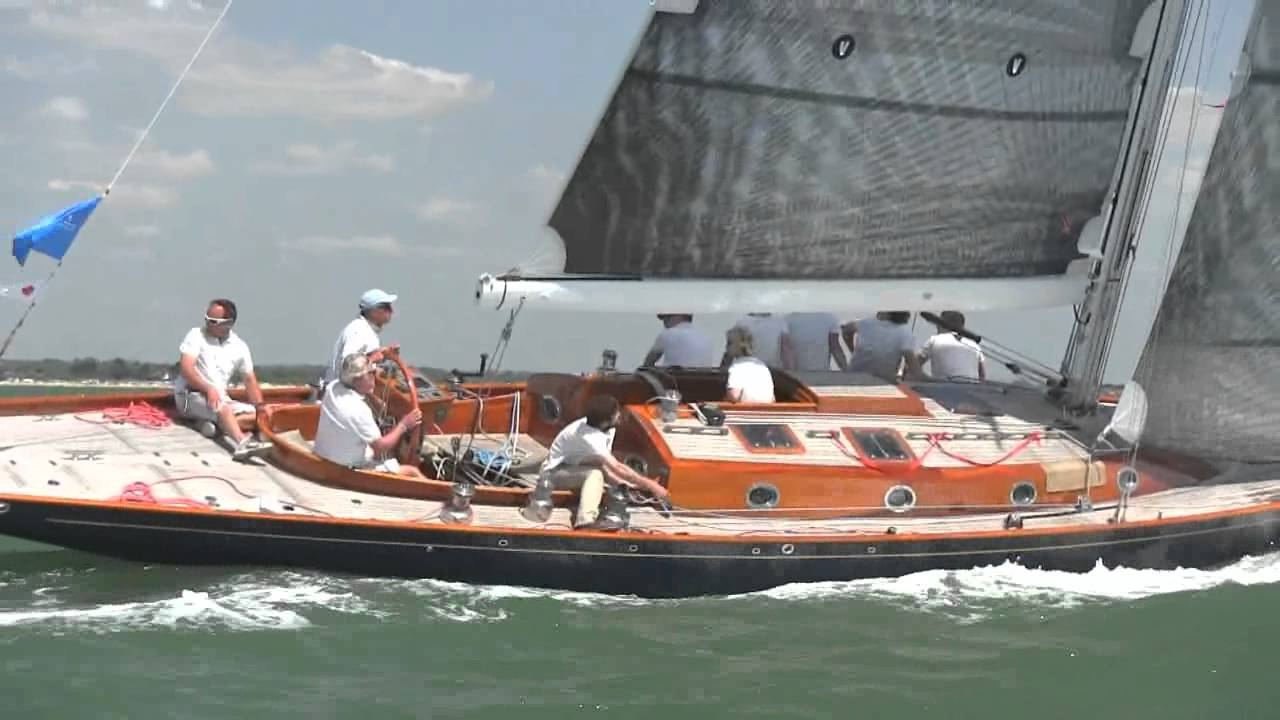 Spirit Yachts Classic Sailboats Youtube