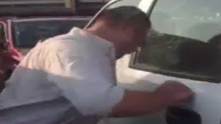 Drunk Guy vs. Window