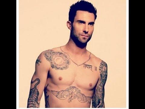 Adam Levine's Tattoos