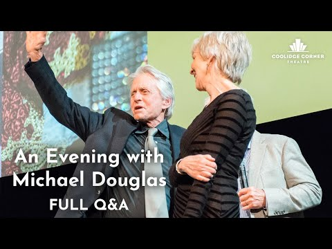 Playlist Coolidge Award: Michael Douglas
