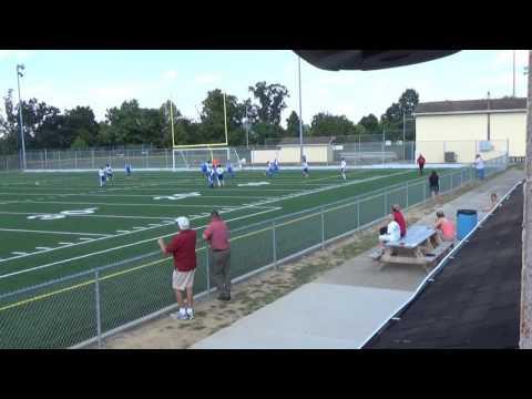 Elkview vs South Charleston Middle School Soccer 9-7-2016