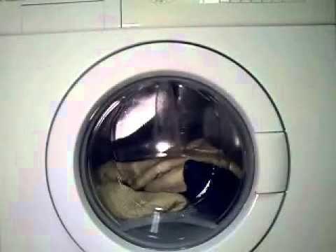 Privileg Sensation 9415 Waschmaschine Youtube