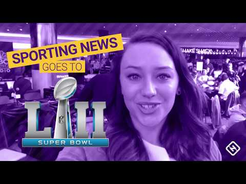 Sporting News Goes To Super Bowl 52 - EPISODE 3