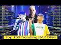 Top 100 Trending Rap OPM Songs 2021 MAY - Ex Battalion, Honcho, Skusta Clee, Flow G, Matthaios