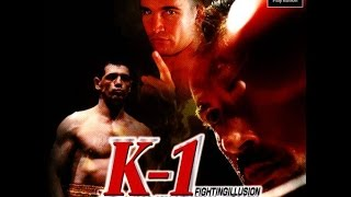 【BGM】 Fighting Illusion: K-1 Revenge (Soundtrack - PlayStation - OST - PS) K-1 リベンジ ファイティングイリュージョン