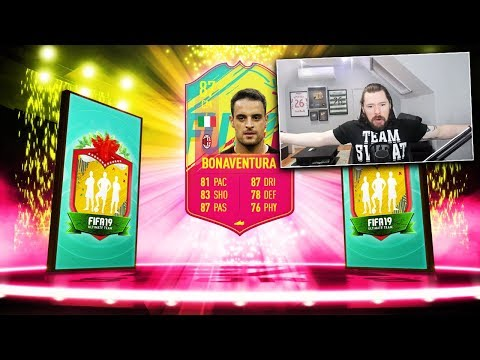 AMAZING CARNIBALL BONAVENTURA SBC + PRIME ICON MOMENTS DEL PIERO! - FIFA 19 Ultimate Team