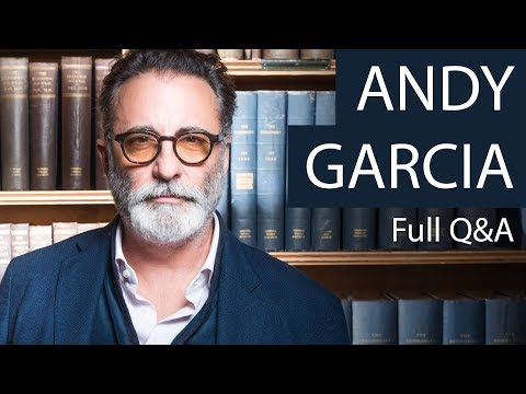 Andy García  Full Q&A at the Oxford Union
