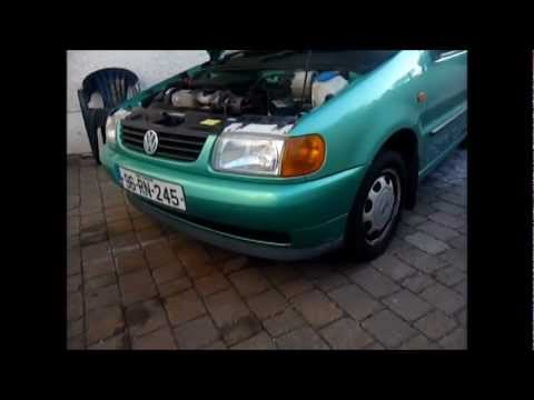 VW Polo 1.3 review of car and engine + start