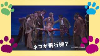 こまつ座第112回公演・紀伊國屋書店提携 『十一ぴきのネコ』 2015年9月 ...