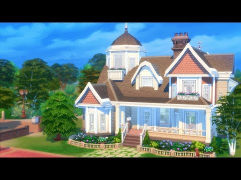 THE SIMS 4 CUTEST PETS HOME | House Building