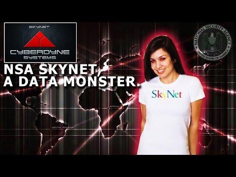 NSA Skynet - Algorithms that Fight Terrorism!