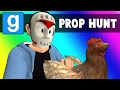 Gmod Prop Hunt Funny Moments - Chicken Innuendo (Garry's Mod)