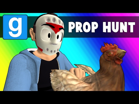 Thumbnail: Gmod Prop Hunt Funny Moments - Chicken Innuendo (Garry's Mod)