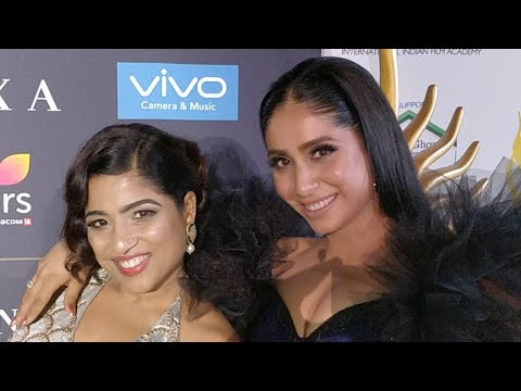 #IIFA2017 NEHA BHASIN GREEN CARPET